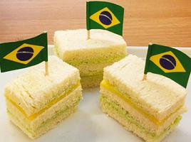 Empório Cozeart escala delícias para o jogo do Brasil na sexta