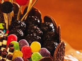 Dia das Crianças com cardápio especial, Empório Cozeart aposta tortas divertidas